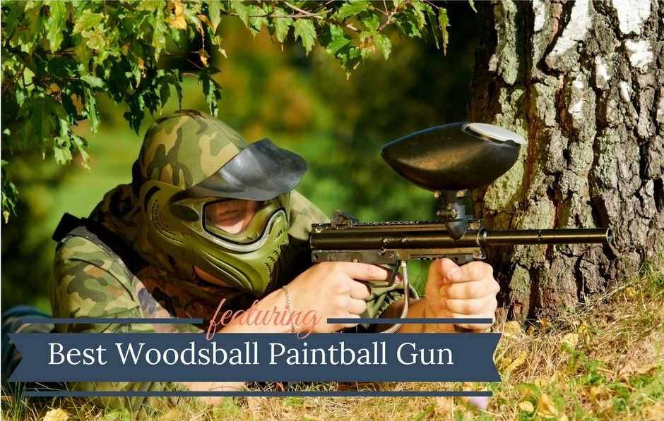 Best Woodsball Paintball Gun