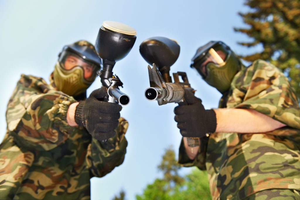 Mag Fed Paintball Gun Benefits
