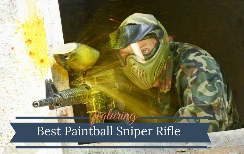 Best Paintball Sniper Rifle