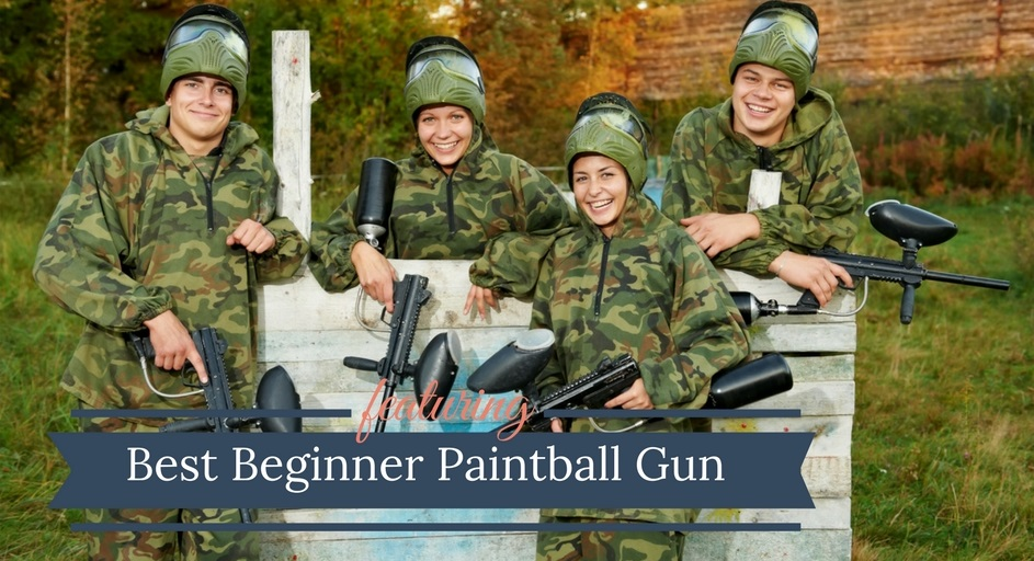 Best Beginner Paintball Gun