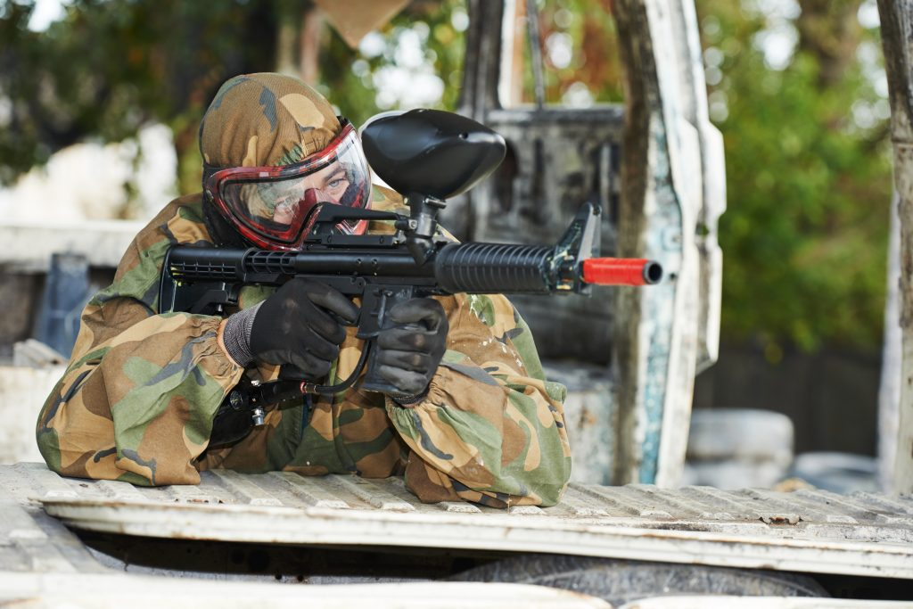 What's The Most Powerful Paintball Gun