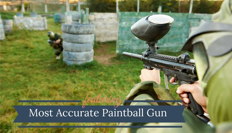 Most Accurate Paintball Gun