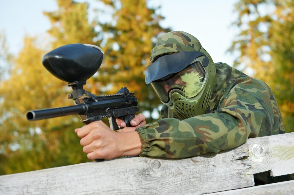 Paintball Brands