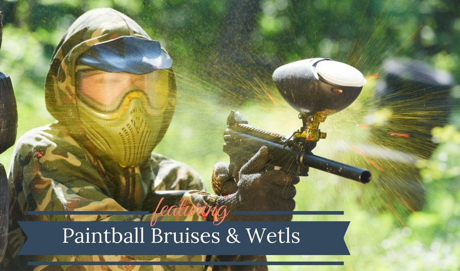 Paintball Bruises Welts Treatment Recovery