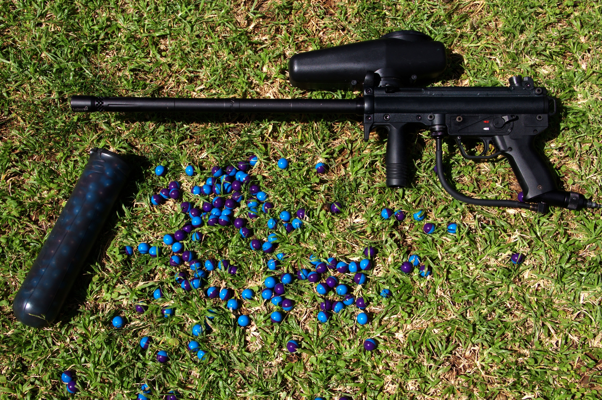 Paintball Markers Fits First Strike Paintball Rounds