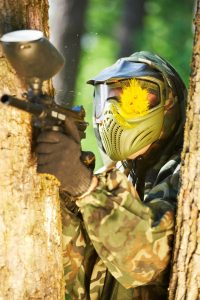 Prevent Paintball Bruises & Welts