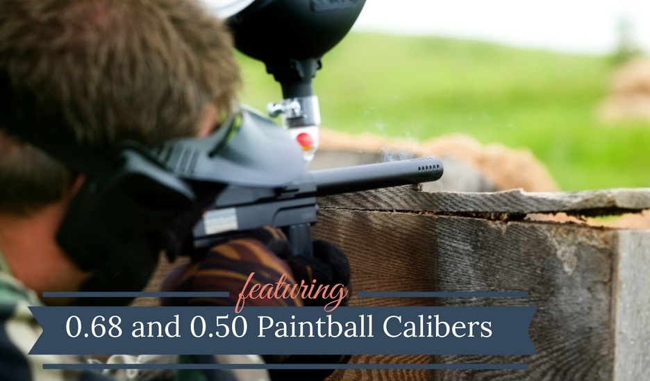 Whats The Right Paintball Caliber