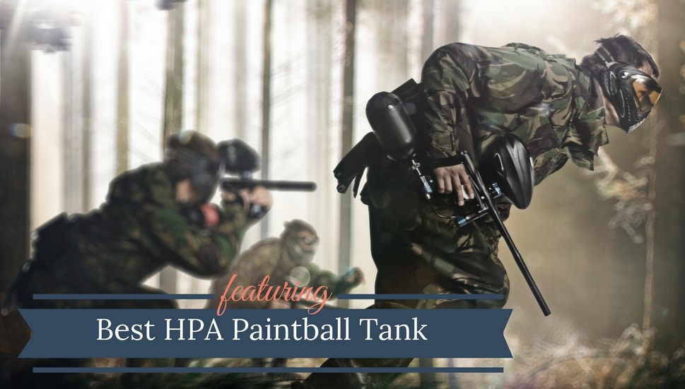 Best HPA Paintball Tank
