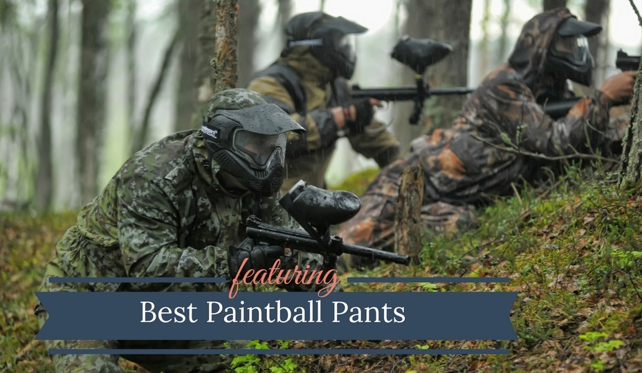 Best Paintball Pants