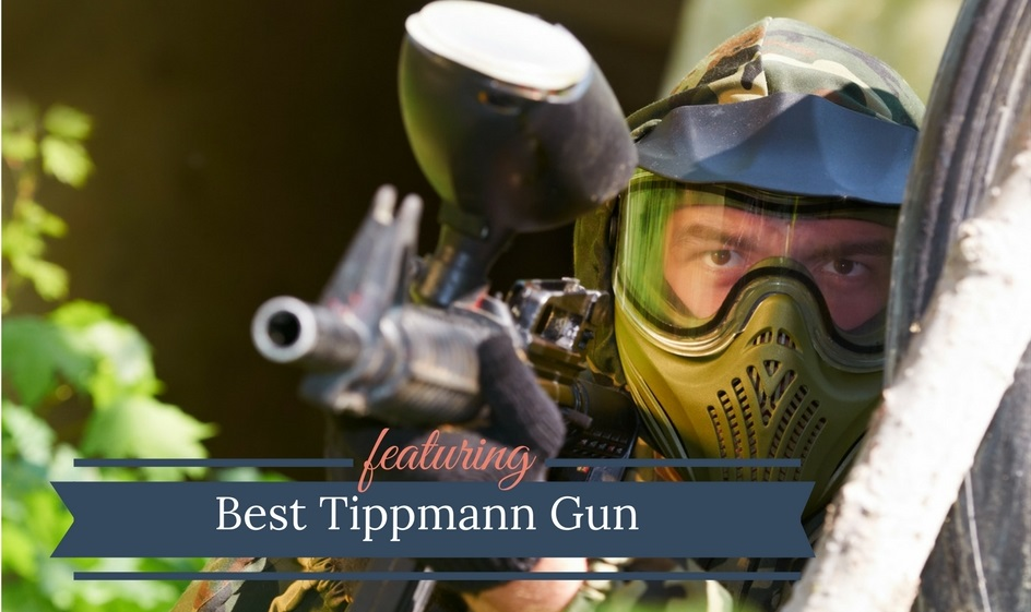 Best Tippmann Paintball Gun