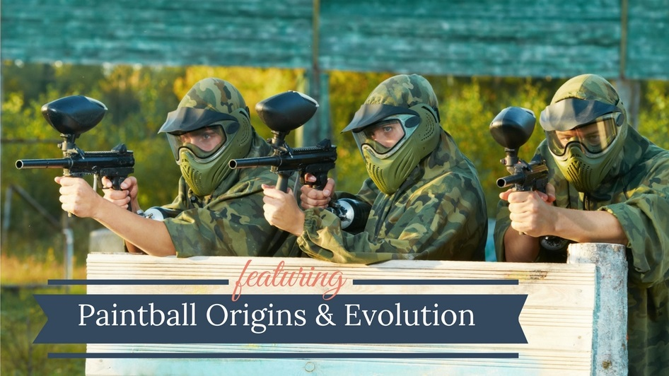 Paintball Origins & Evolution