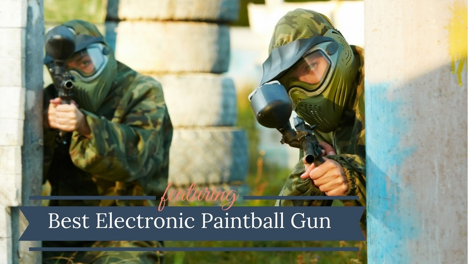 Best Automatic (Electronic) Paintball Gun