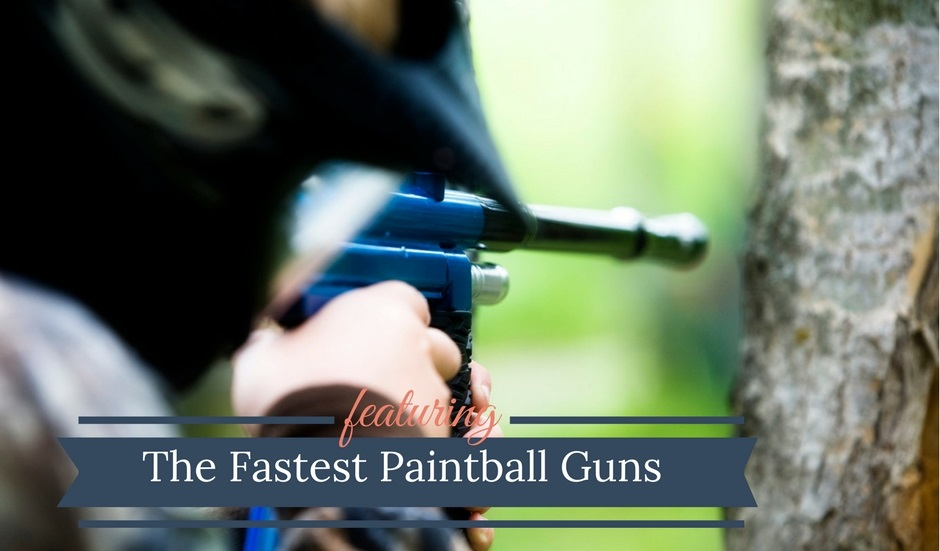 Fastest Paintball Gun