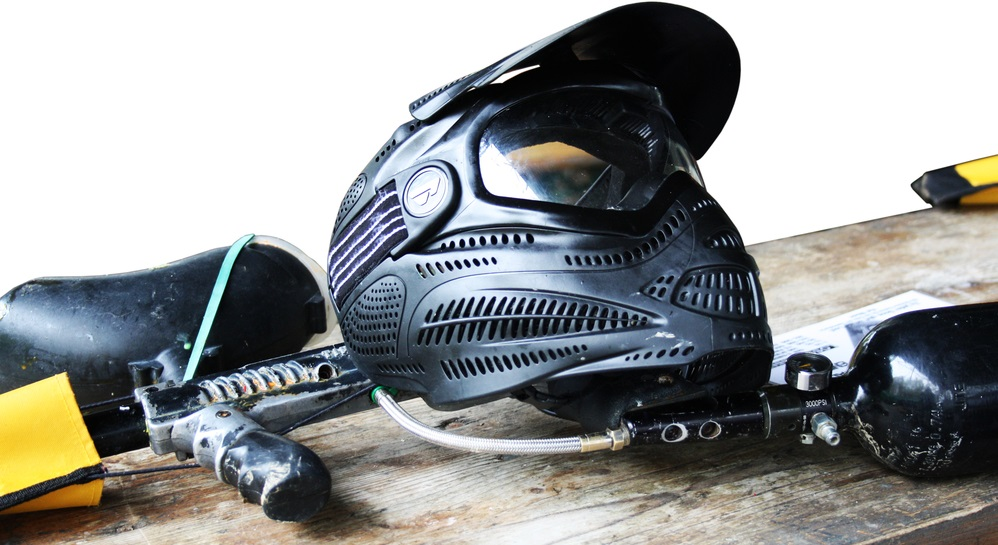 Awesome Paintball Mask Specs