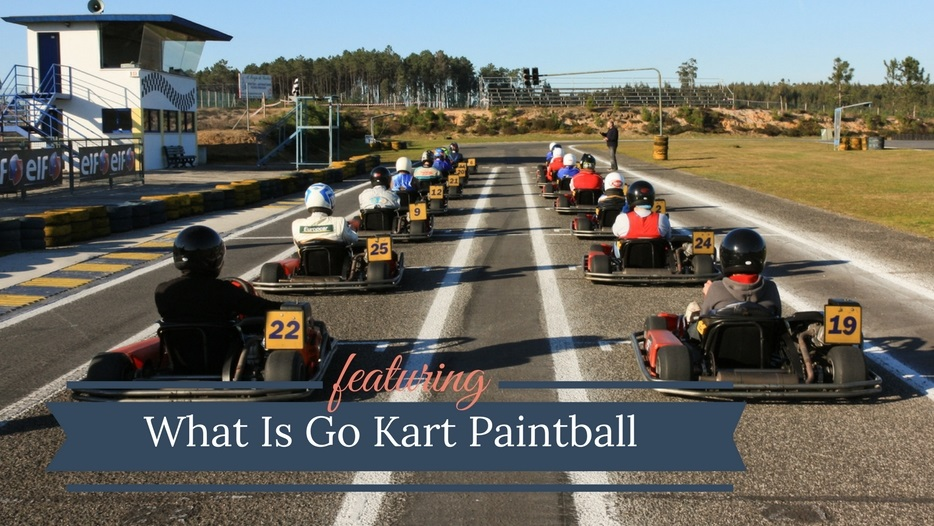 Go Kart Paintball