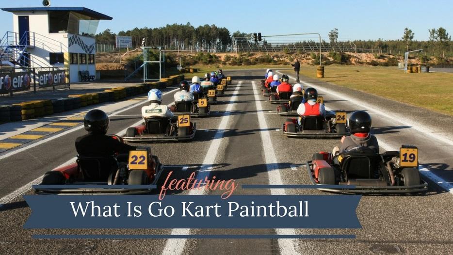 Go Kart Paintball