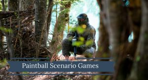 Paintball Scenario Games