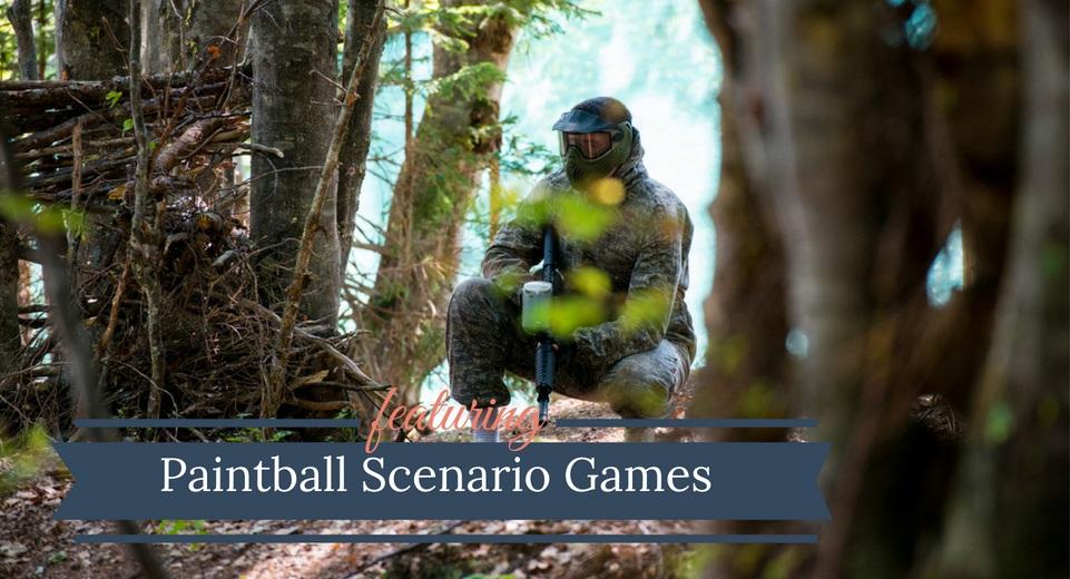 Paintball Scenario Games