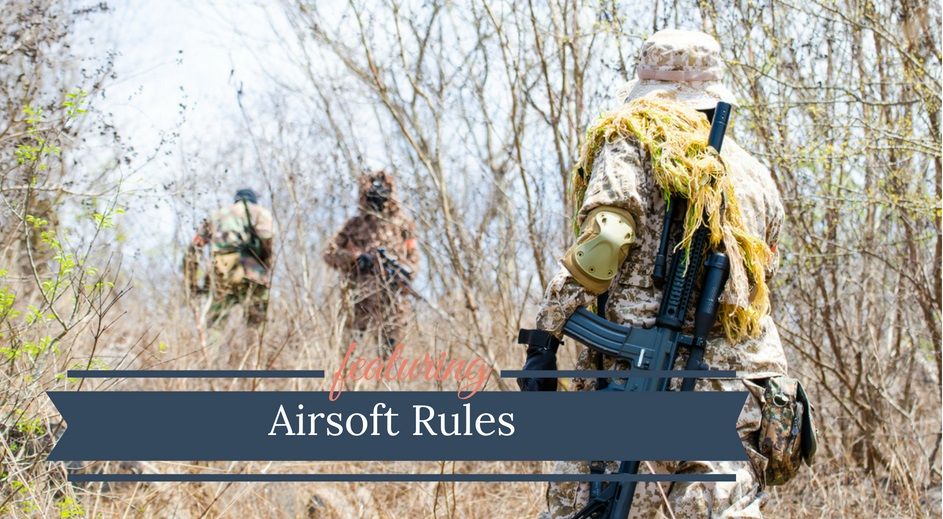 Airsoft Rules