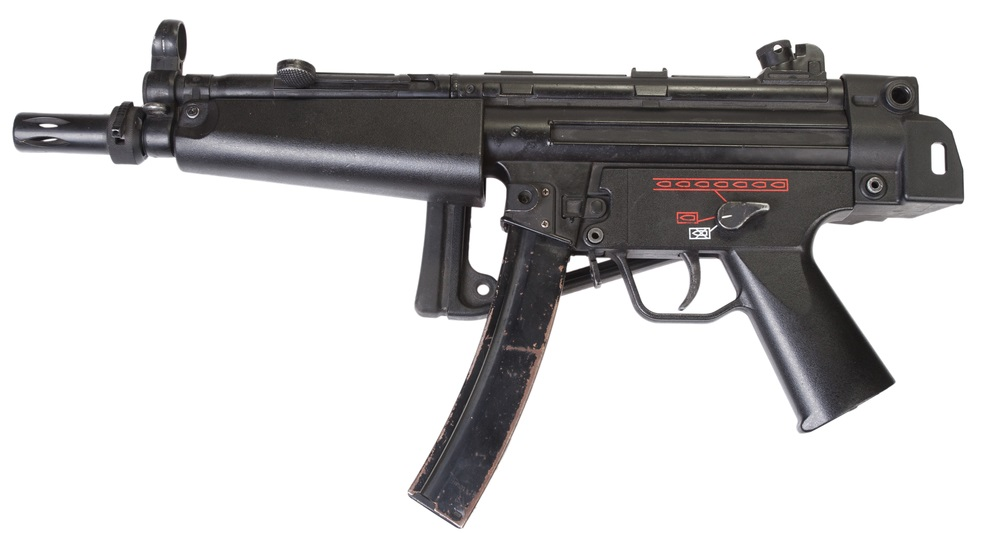 Airsoft SMG Advantages