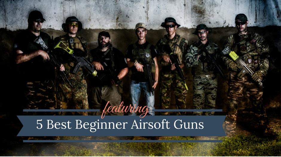 Best Beginner Airsoft Gun