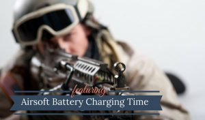 Airsoft Battery Charging Time